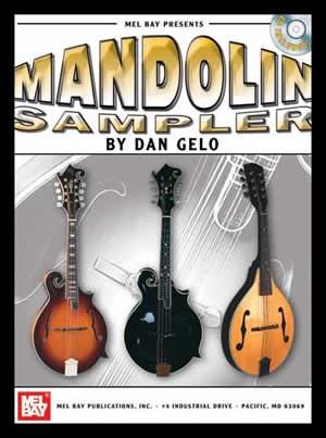 Mandolin Sampler: Mandolin: Bk&cd