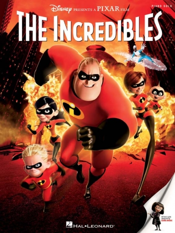 The Incredibles: Piano Solo