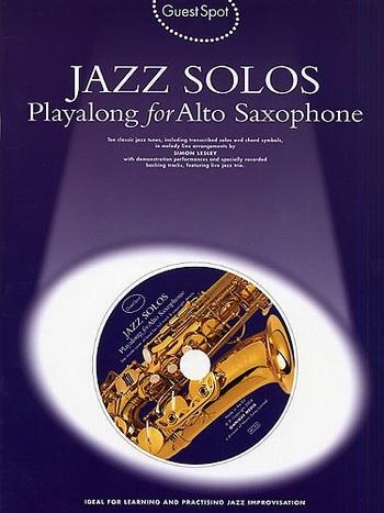 Guest Spot: Jazz Solos: Alto Sax