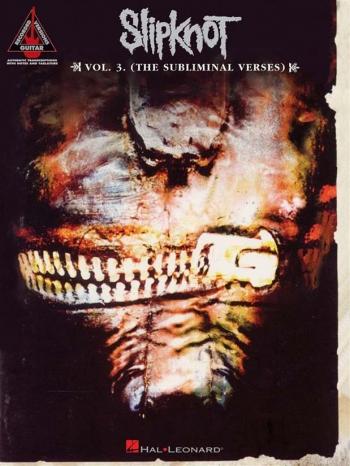 Slipknot: Vol 3 (subliminal Verses): Guitar Tab