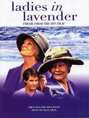 Ladies In Lavender: Piano Single