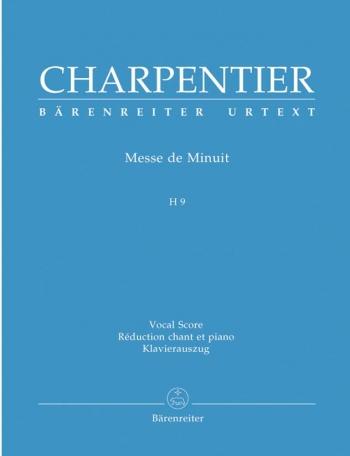 Messe De Minuit: Vocal Score (Barenreiter)