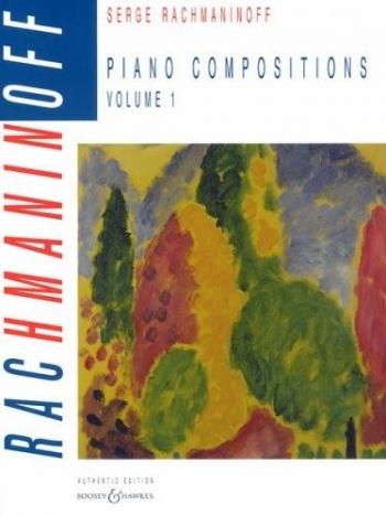 Piano Compositions: Vol.1: Piano (B&H Ed)