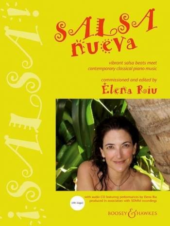 Riu: Salsa Nueva: Sala Meets Contemporary Piano