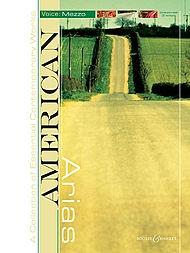 American Arias: Various: Mezzo: Bk&cd