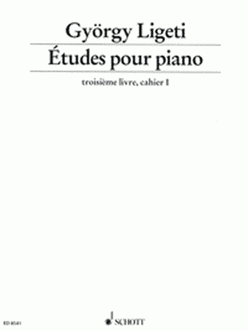 Etudes For Piano: Studies (Schott)