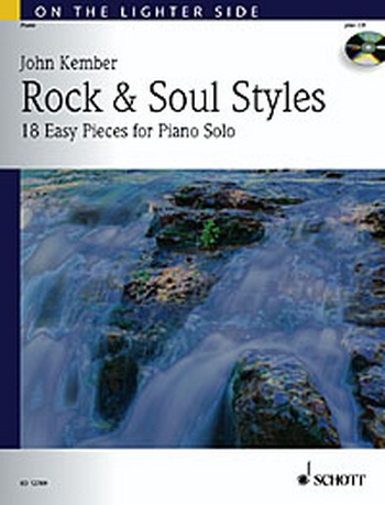 On The Lighter Side: Rock And Soul Styles: 18 Pieces: Piano