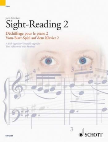 Sight-Reading Book 2: Piano (Kember)
