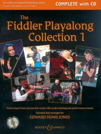 Fiddler Playalong: Violin: Complete