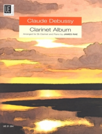 Clarinet Album  Clarinet & Piano (ed James Rae)