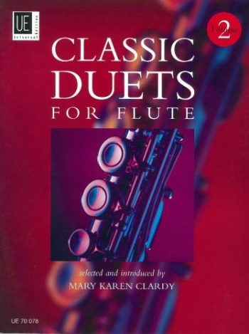 Classic Duets For Flute: Vol.2