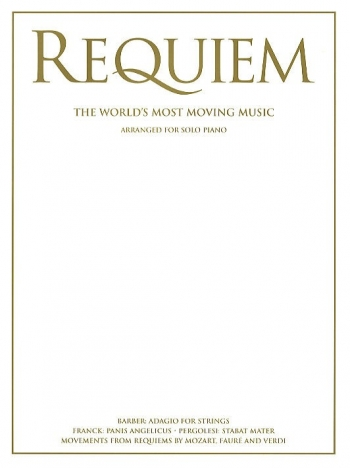 Requiem: Various: Piano