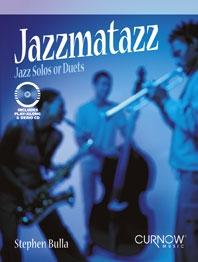 Jazzmatazz - Bulla - Alto Sax - Bk&cd