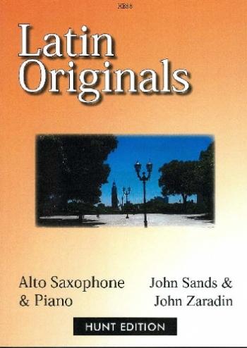 Latin Originals: Alto Sax & Piano