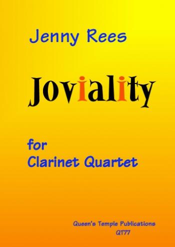 Joviality: Clarinet Quartet