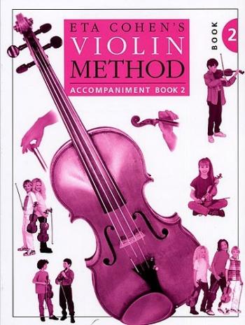 Eta Cohen Violin Method Book 2: Piano Accompaniment