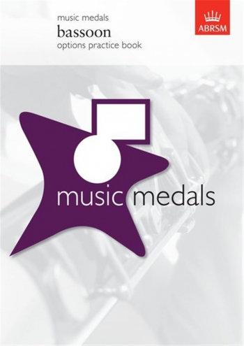 ABRSM Music Medal: Bassoon: Options Practice Book