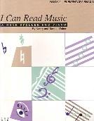 I Can Read Music: Book 2: Notespeller