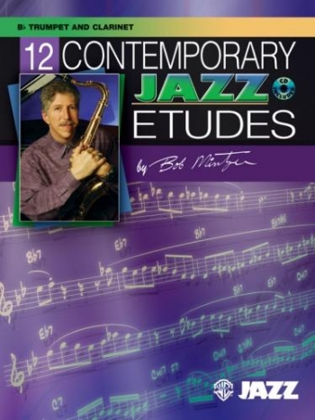 12 Contemporary Jazz Etudes: Trumpet