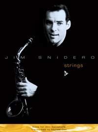Jim Snider: Strings: Solos For Saxophone