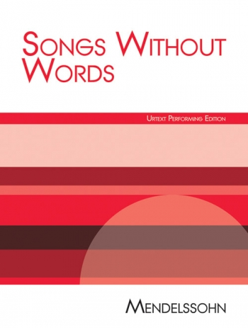 Songs Without Words: Piano (Mayhew Ed)