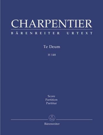 Te Deum H148:  Vocal Score   (Barenreiter)