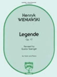 Legend: Op17: Violin and Piano