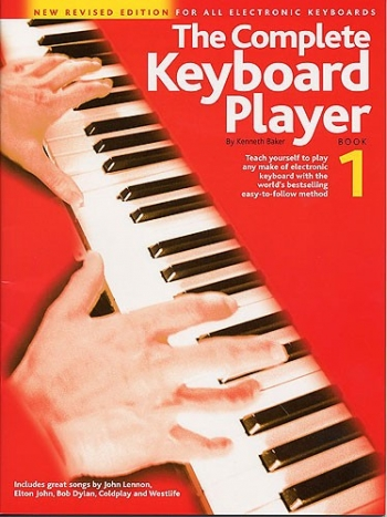Complete Keyboard Player: Book 1: Revised