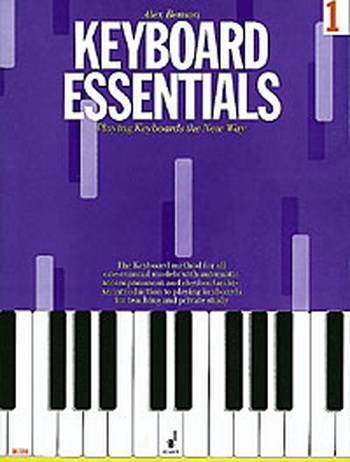 Keyboard Essentials: Playing Keyboards The New Way