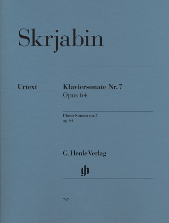 Piano Sonata: No.7: Op.64: Piano  (Henle Ed)