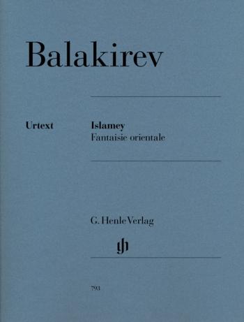 Islamey: Fantasy Orientale: Piano  (Henle Ed)