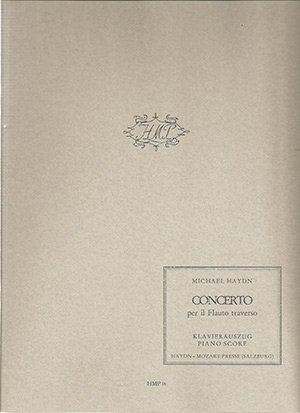 Flute Concerto: Flute & Piano