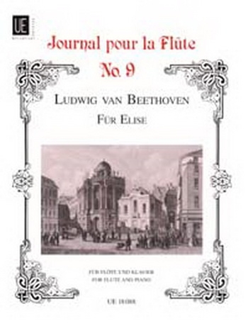 Fur Elise for Flute & Piano (Universal)