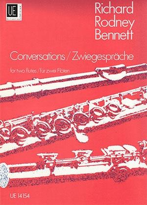 Conversations: 2 Flutes