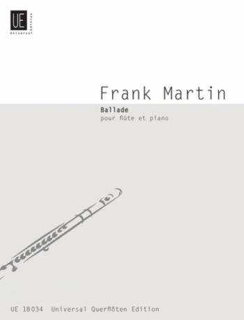 Ballade: Flute & Piano (Universal)
