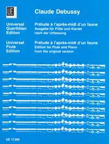 Prelude A Lapres-Midi  D Un Faune: Flute & Piano (Universal)