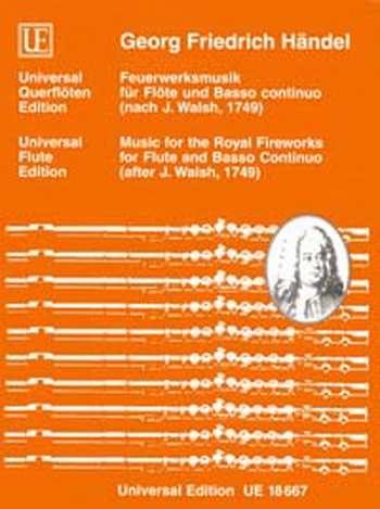 Music For The Royal Fireworks: Flute & Piano (Universal)