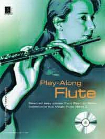 Play Along Flute: Bach To Satie: Book & CD