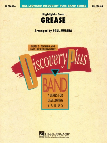 Discover Plus: Highlights From Greece: Band Score & Parts