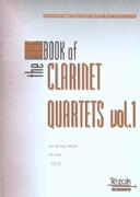 Big Book Of Clarinet Quartets: Vol.1