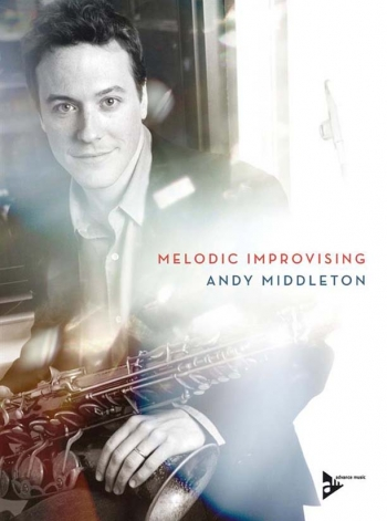 Melodic Improvising: Solo Instruments Book & CD (Advance)