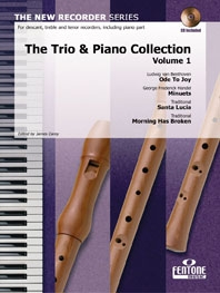 Carey: Trio and Piano Collection: Vol1: Score and Parts