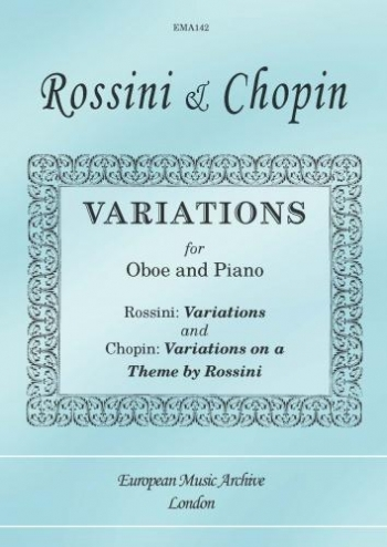 Variations: Oboe & Piano (EMA)