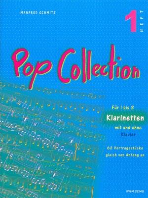 Pop Collection: Clarinet Duet