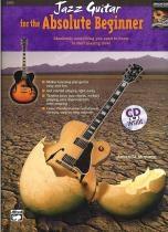 Jazz Guitar For The Absolute Beginner