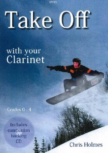Take Off: Clarinet: Book & CD
