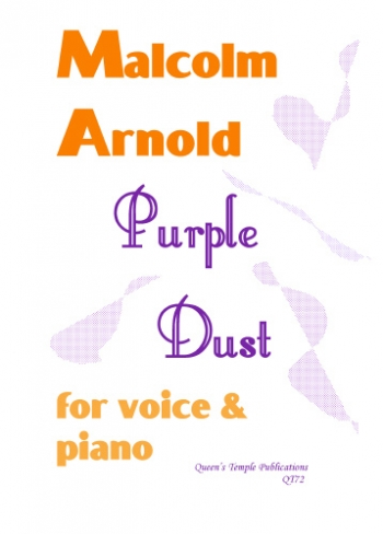Purple Dust: Voice and Piano
