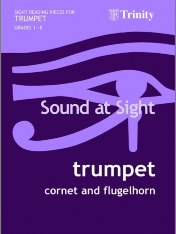 Trinity College London Sound At Sight Trumpet: Grade 1-8 Sight-Reading
