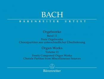 Freely Composed Organ Works  (Barenreiter)