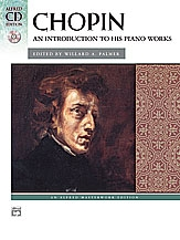 An Introduction To His Piano Works: Book & CD (Alfred)